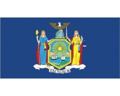 New York State Flag - Closeout 3x5'