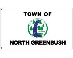 Town of North Greenbush, NY Flag