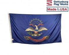 North Dakota Flag - Outdoor