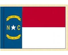 North Carolina Flag - Indoor