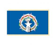 Northern Marianas Flag - Indoor
