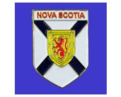 Nova Scotia Lapel Pin (Shield)