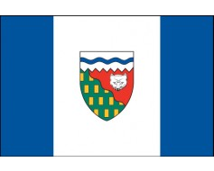 Northwest Territory Flag - 3x5'