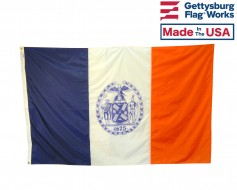 New York City Flag (Flag of the City of New York, NYC, NY)