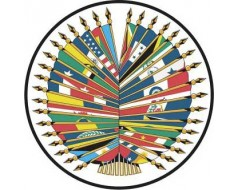 OAS 35 Member Stick Flag Set