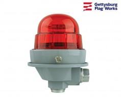 Flagpole Obstruction Beacon Light - FAA Safety Light