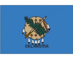Oklahoma Flag - Outdoor