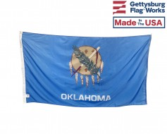 Oklahoma Flag - Outdoor
