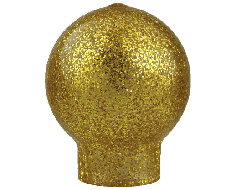 Vinyl Slip-Fit Gold Ball