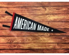 Oxford Pennant X Gettysburg Flag - American Made Pennant
