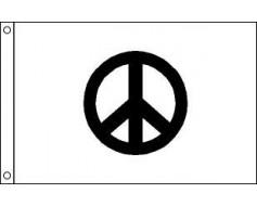 Peace Sign Flag