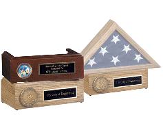 Pedestal for Memorial Case