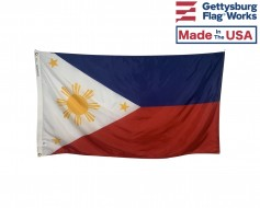 Philippines Flag - Choose Options