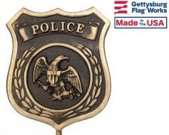 Police Grave Marker