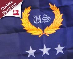 Custom Historical Flags Portfolio