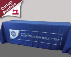 Custom Table Drape Portfolio