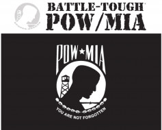 POW/MIA Outdoor Flag