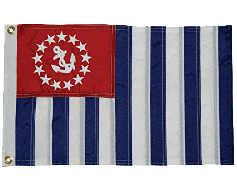 US Power Squadron Flag