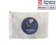 Seabees Boat Flag