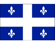 Quebec Flag - 3x5'