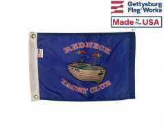Redneck Yacht Club Boat Flag