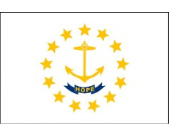 Rhode Island Flag - Outdoor