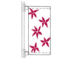 Avenue Banner Mounting Kit 18""