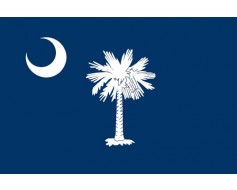 South Carolina Flag - Outdoor