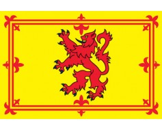 Scotland Flag (With Lion)