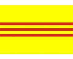 South Vietnam Flag - 3x5'