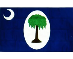 South Carolina Flag 1861 - 3x5'