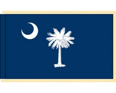 South Carolina Flag - Indoor