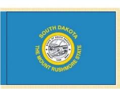 South Dakota Flag - Indoor
