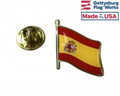 Spain Lapel Pin