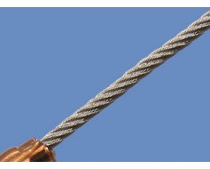 Stainless Steel Cable 1/8""