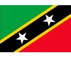 St. Kitts-Nevis Flag