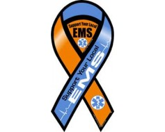 EMS Ribbon Magnet