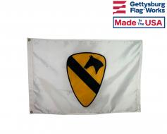 1st Cavalry Division Flag