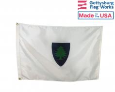Original Massachusetts Flag