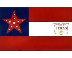 Texas Regiment Flag - 3x5'