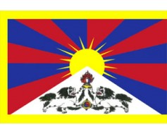 Tibet Flag - 3x5'