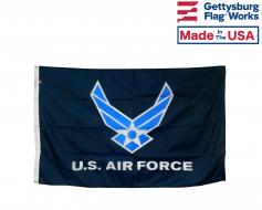 Air Force Wings Flag