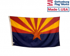 Arizona Flag - Outdoor
