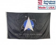 Official U.S. Space Force Flag