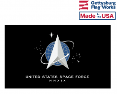 Official U.S. Space Force Flag - Choose Options