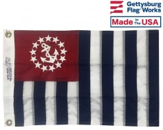 US Power Squadron Boat Flag
