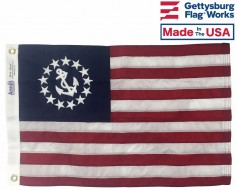 US Yacht Ensign Flag