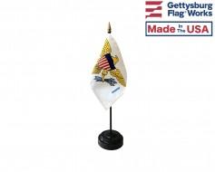 U.S. Virgin Islands Stick Flag