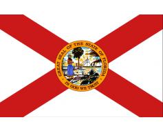Florida Flag - Outdoor