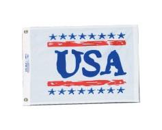 "USA Boat Flag - 12x18"""